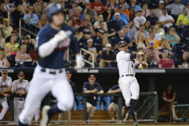 College World Series 2014: Viewing Info and Predictions for UVA vs. Vanderbilt