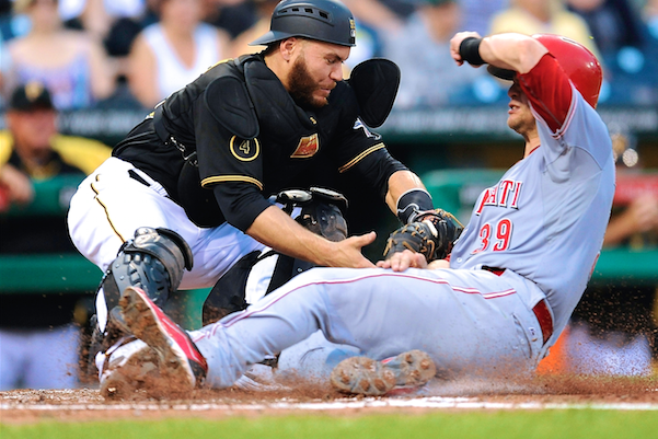 Scott Miller's Starting 9: MLB Must Change Home Plate Collision Rules Soon