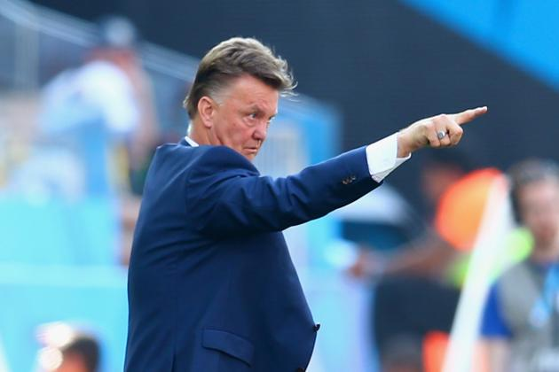 Leroy Fer Says Holland Are United at World Cup Under Louis Van Gaal