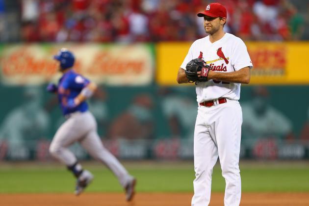 Will Michael Wacha, Jaime Garcia Injuries Endanger Cardinals' Strong Rotation?
