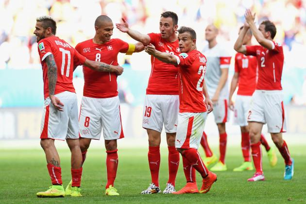Honduras vs. Switzerland: Date, Time, Live Stream, TV Info and World Cup Preview