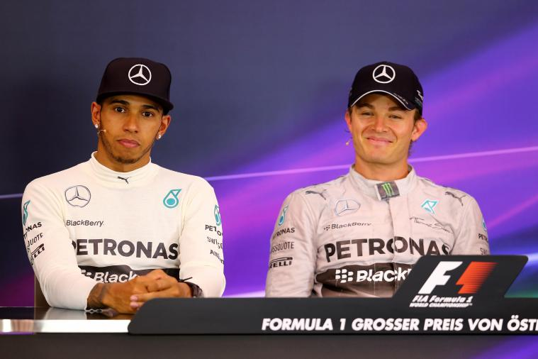 Nico Rosberg Has Psychological Edge over Lewis Hamilton in 2014 F1 Title Race