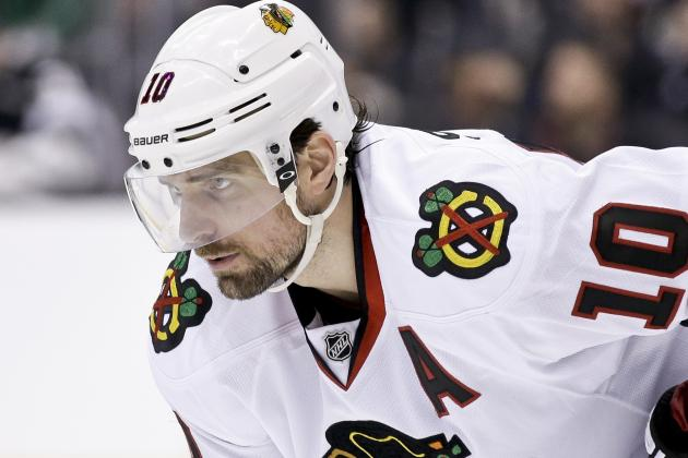 NHL Trade Rumors: Latest Buzz Surrounding Blackhawks, Wild and More
