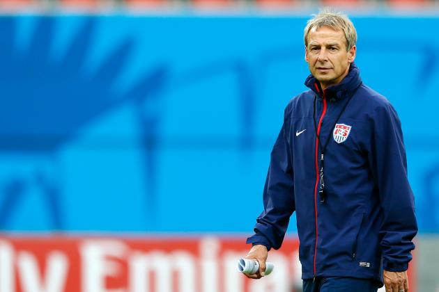 USA vs. Germany: Form Guide, Live Stream and Prediction for 2014 World Cup