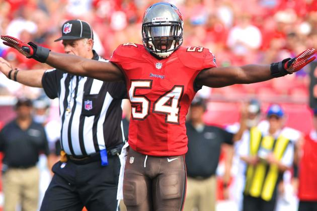 Lavonte David Primed for Star Turn Under Tutelage of Lovie Smith