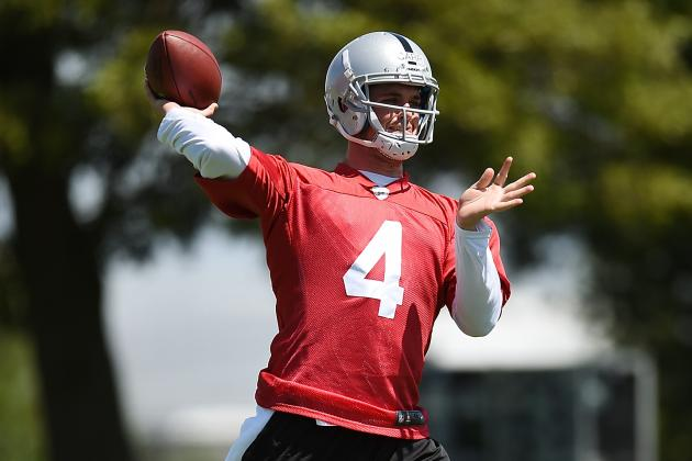 Player Profile: Derek Carr