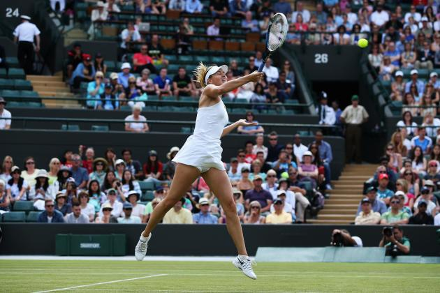 Maria Sharapova vs. Samantha Murray: Score and Recap from 2014 Wimbledon