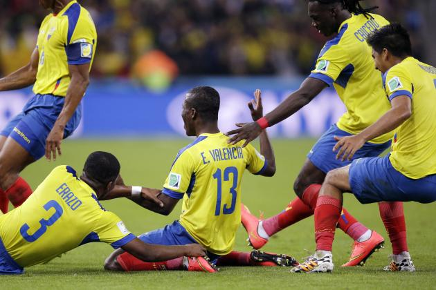 Ecuador vs. France: Match Preview, Tactical Battles, Key Matchups