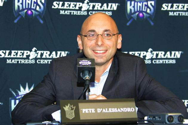 Report: Sacramento Kings Fielding Multiple Trade Offers for No. 8 Draft Pick