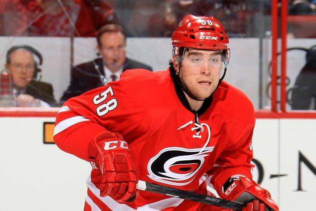 Canes Agree to Terms with Forward Chris Terry