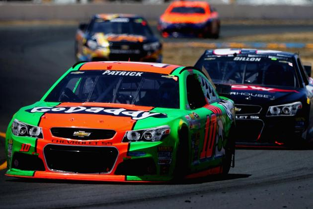 Danica Patrick: Latest News and 2014 Sprint Cup Ranking Ahead of Kentucky