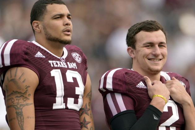 Mike Evans: Johnny Manziel Will Change Browns' Program