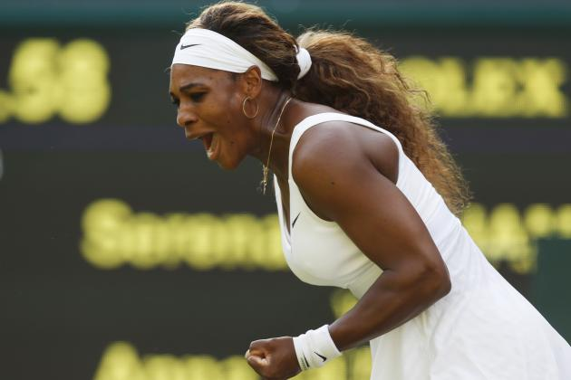Serena Williams vs. Anna Tatishvili: Score and Recap from 2014 Wimbledon