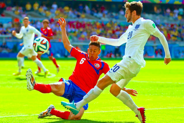 Costa Rica vs. England: World Cup Group D Score, Grades and Post-Match Reaction