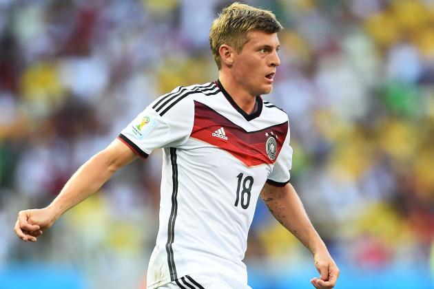 Report: Barca Want Kroos