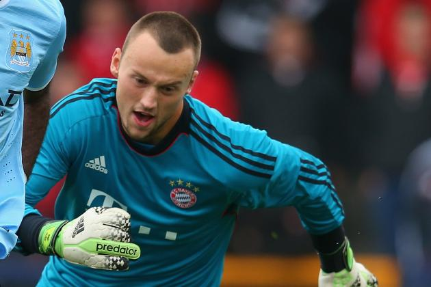 Bremen Capture Goalkeeper Raif Husic from Bayern Munich