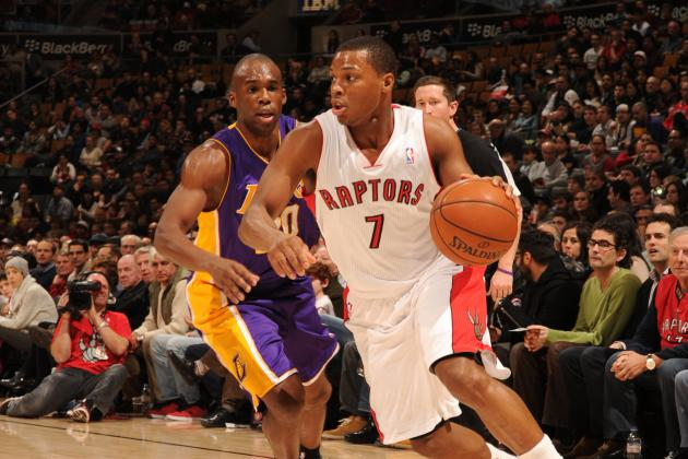 Why Los Angeles Lakers Should Gamble on Kyle Lowry During 2014 Free Agency
