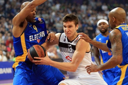 Bogdan Bogdanovic NBA Draft 2014: Highlights, Scouting Report for Suns Rookie