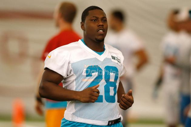 The Curious Case of Miami Dolphins RB Knowshon Moreno
