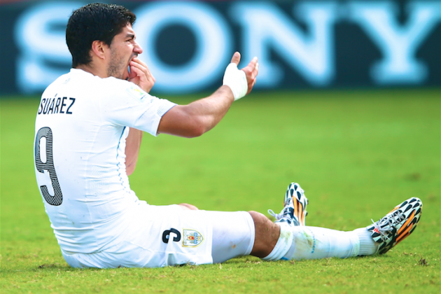 Italy vs. Uruguay: World Cup Group D Score, Grades and Post-Match Reaction