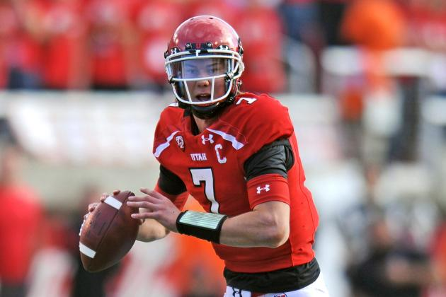 Utah QB Travis Wilson Gets Medical Clearance to Return to Football