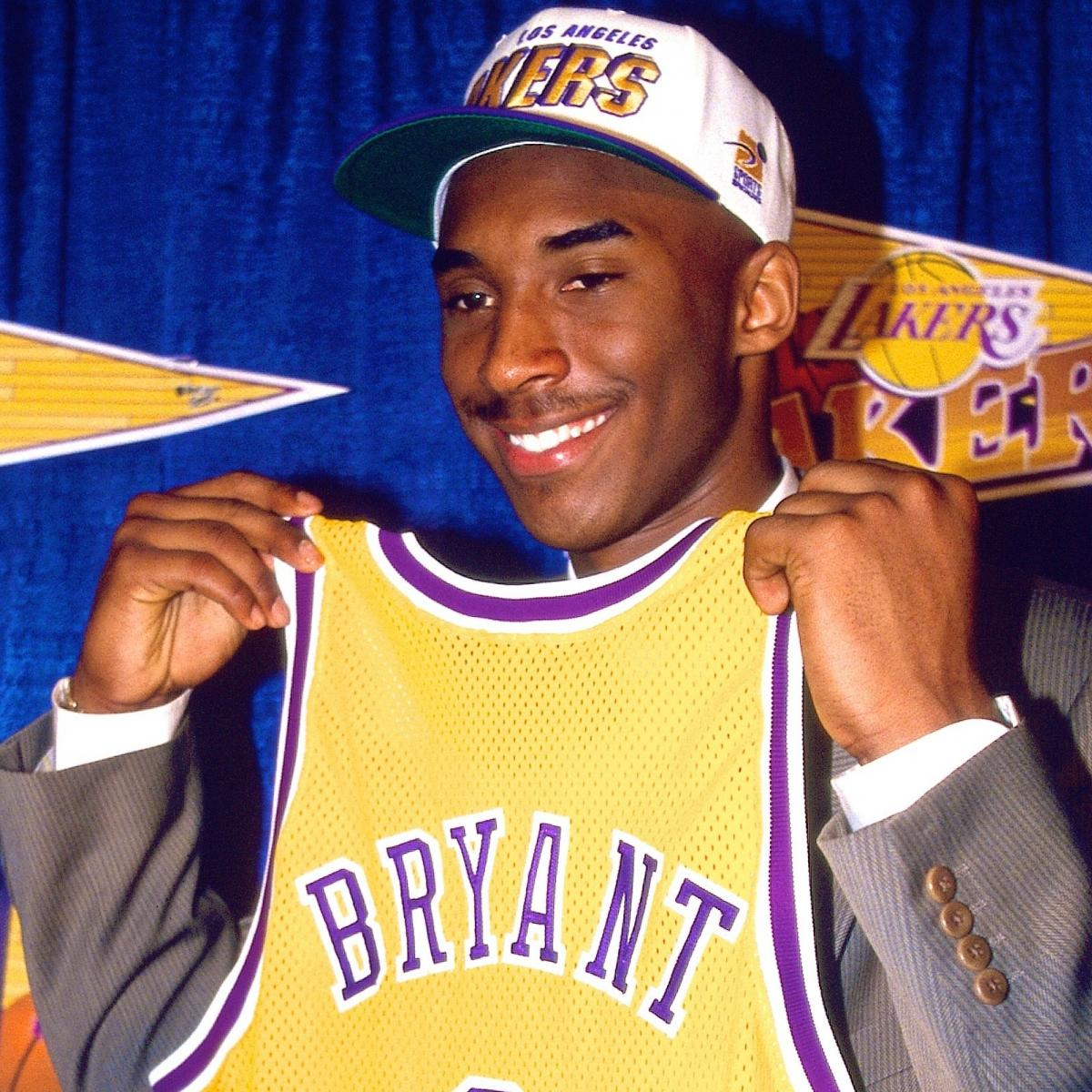 Kobe Bryants Predraft Workout Has Become Stuff Of Lakers