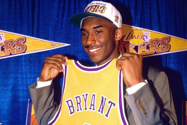 Kobe Bryant's Predraft Workout Has Become Stuff of Lakers, and NBA, Legend