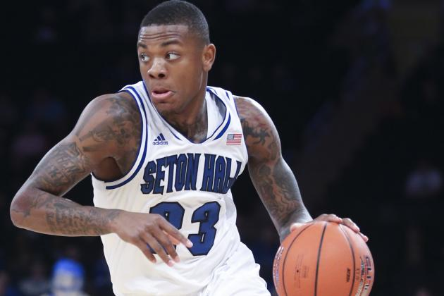 Fuquan Edwin NBA Draft 2014: Highlights, Scouting Report and More