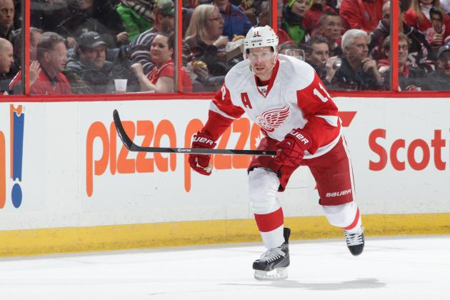 Detroit Red Wings Should Consider Daniel Alfredsson an Option, Not a Priority
