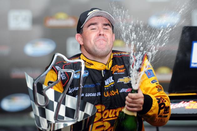 NASCAR Nationwide Series at Kentucky 2014: Full Schedule, Standings and Preview