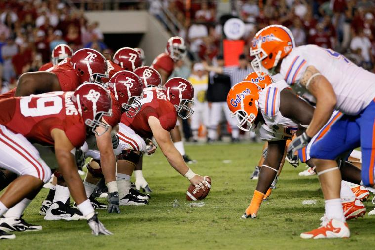 Why Florida at Alabama Is a Dark Horse for 2014 SEC Game of the Year
