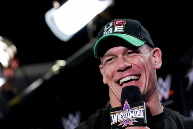WWE Rumors: Examining Latest Buzz Around John Cena, Stardust and More