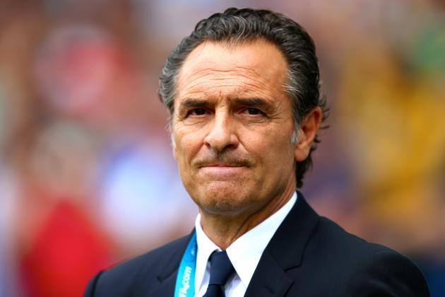 Cesare Prandelli Resigns as Italy Manager: Latest Details and Reaction