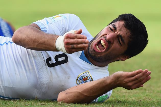 Luis Suarez's Latest Bite Is Too Much for Liverpool to Tolerate