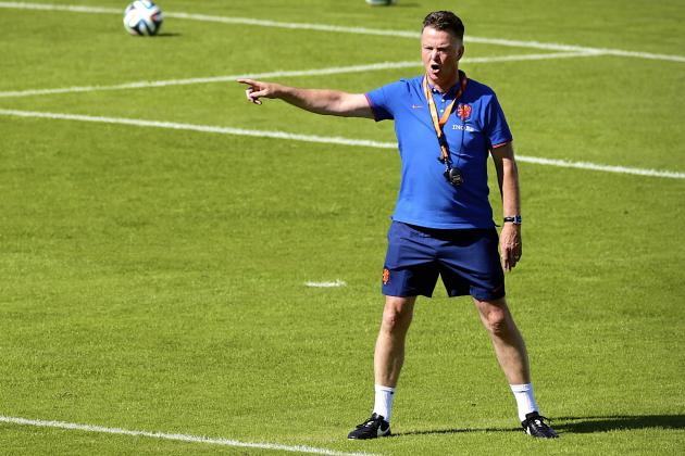 How Far Can Louis Van Gaal's Netherlands Advance at the World Cup?