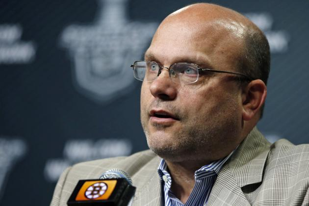 Haggerty: Chiarelli Knows Changes Are Coming for Bruins