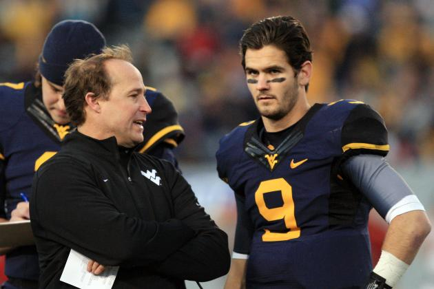 Dana Holgorsen Makes Right Call Naming Clint Trickett Starting WVU QB