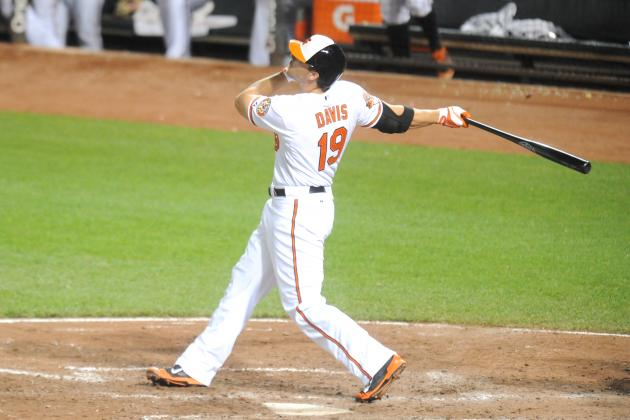 Orioles' Chris Davis Hits Franchise's 1st Walk-Off, Pinch-Hit Homer Since 1988