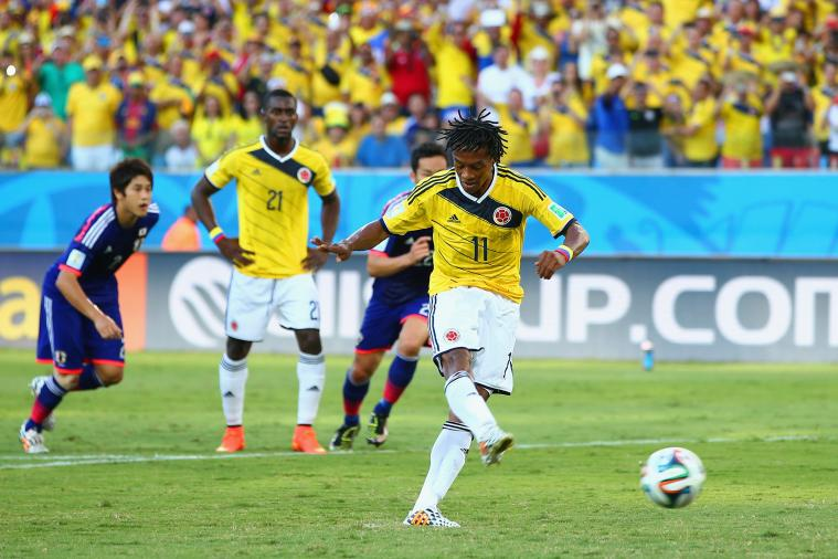 Japan vs. Colombia: Highlights from World Cup Group C Match