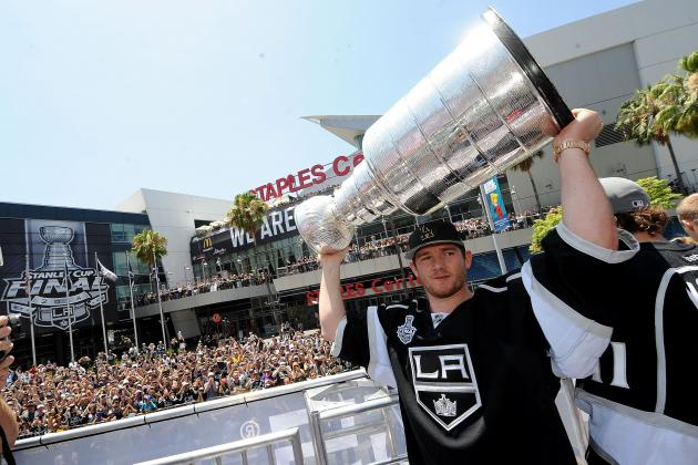 Jonathan Quick Injury: Updates on Kings Star's Recovery from Wrist Surgery