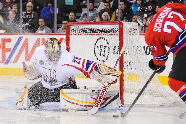 Nikita Scherbak: Prospect Profile for Montreal Canadiens' 1st-Round Pick