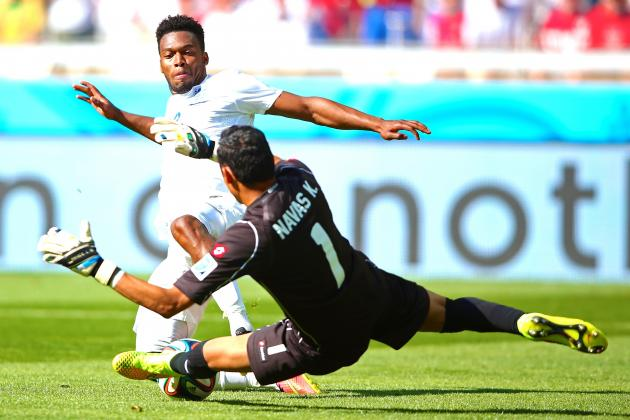 Why Costa Rica Goalkeeper Keylor Navas Is Los Ticos' Key Man