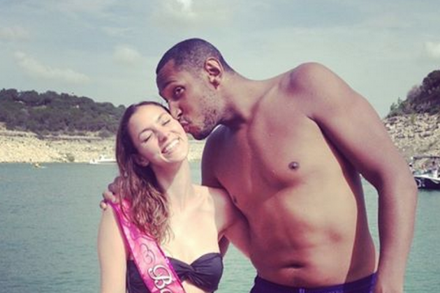 Boris Diaw Crashes Bachelorette Party, Kisses the Bride-to-Be