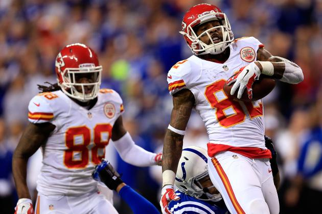 Kansas City Chiefs Wide Receiver Dwayne Bowe Must Step Up in 2014