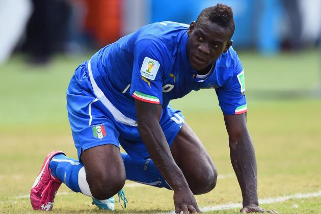 Arsenal Transfer News : Mario Balotelli Not Right Fit for Gunners