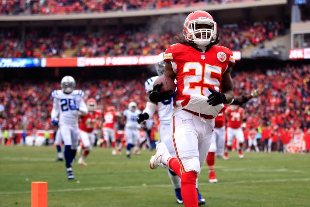 Jamaal Charles Nominated for ESPY