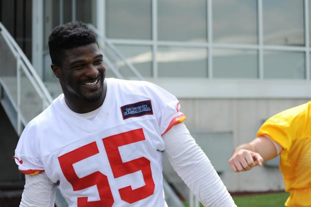 What's the Twitter Buzz About Chiefs LB Dee Ford After 2014 OTAs?