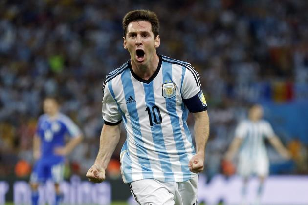 Nigeria vs. Argentina: Date, Time, Live Stream, TV Info, 2014 World Cup Preview