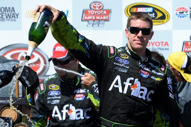 NASCAR at Kentucky 2014: Latest NASCAR Team News, Top Drivers and More