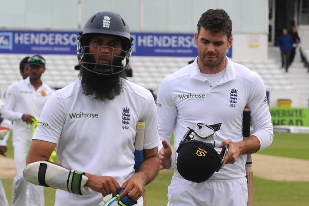 Moeen Ali Helps Cook's England Salvage Pride but Not the Series
